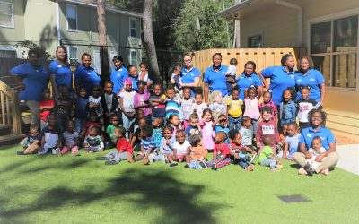 Introducing CHILD Center's inaugral class of students!