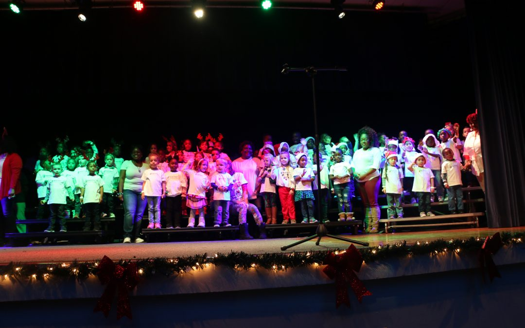 CHILD Center kids participate in countywide Head Start performance