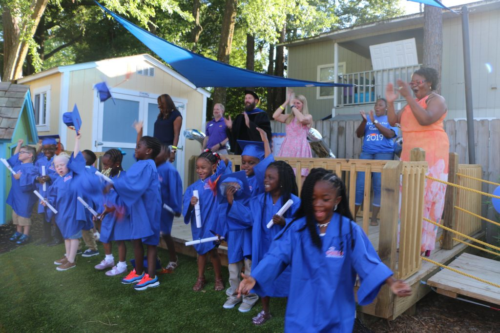 Congratulations to our first graduating class! - CHILD