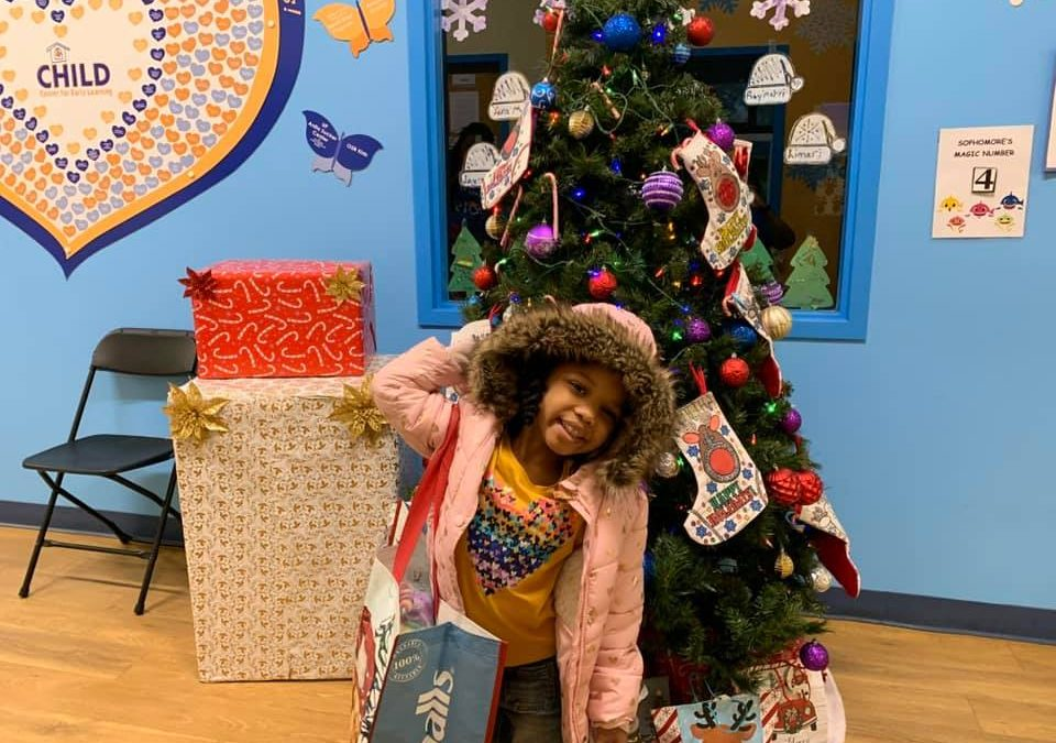Holiday Cheer at the CHILD Center